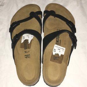 a585490d954e Birkenstock Shoes - Birkenstock toe-strap BLACK SIze 42 US 11-12